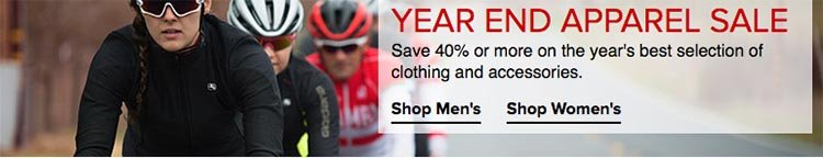 Deals at Competitive Cyclist