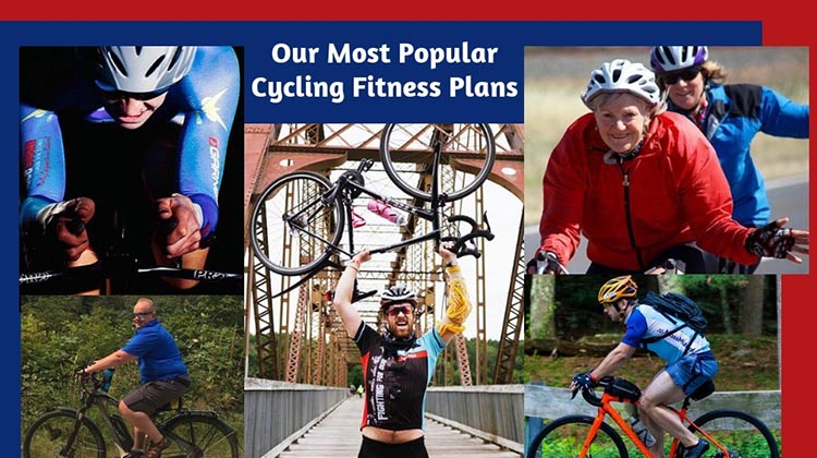 Our Most Popular Cycling Fitness Plans