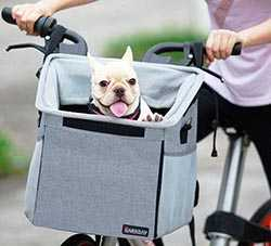 7 best dog bike baskets. The BarkBay Pet Carrier