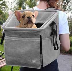 Best Dog Bike Baskets - No. 7: Raymace Multi-Function Pet Carrier