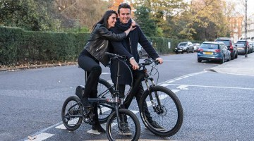 header photo for FuroSystems carbon e-bike post