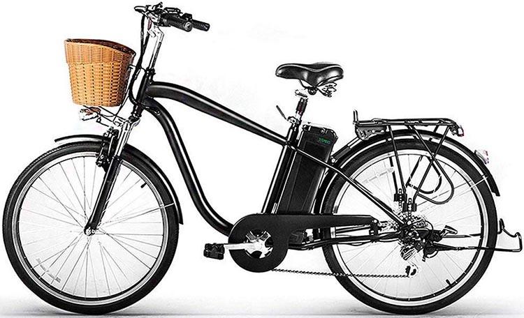 Best Cheap E-bikes. Nakto City E-Bike