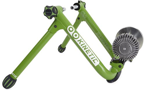 5 of the Best Budget Indoor Bike Trainers. The Kinetic Road Machine 2.0 Fluid Trainer