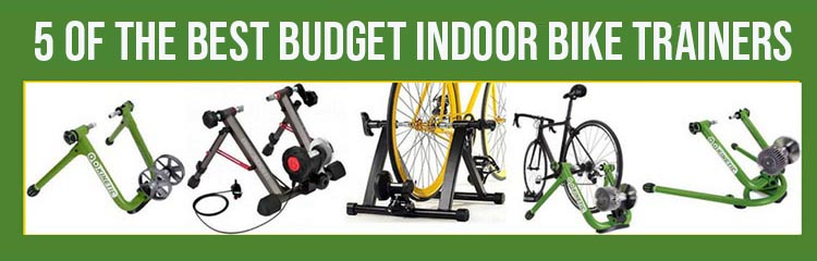 A indoor bike trainer is another great way to get fit. You can use an indoor bike trainer to transform any bike into an indoor workout machine