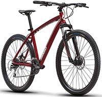 No. 5: Diamondback Bicycles Overdrive Hardtail Mountain Bike