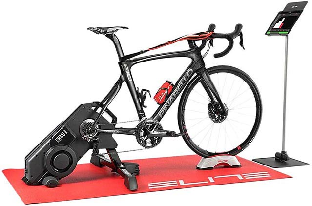 Five of the Best Smart Turbo Trainers for Effective Indoor Training. The new Elite Drivo II is an upgrade on the very popular, original Drivo