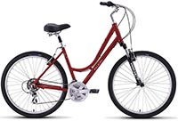 No. 6: Raleigh Venture 2 Step Thru Comfort Bike