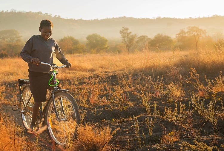 To date, World Bicycle Relief has delivered over half a million bikes with events such as Pedal to Empower