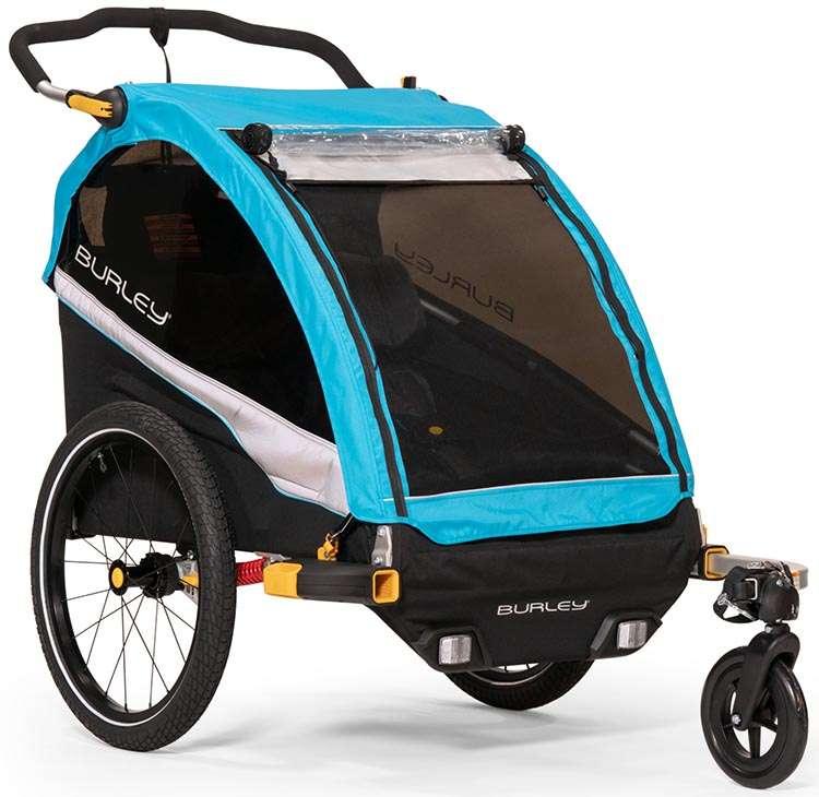 Burley D'Lite X Kid Bike Trailer