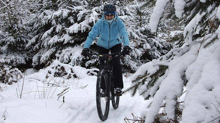How to Get Your Bike Ready for Safe Winter Cycling