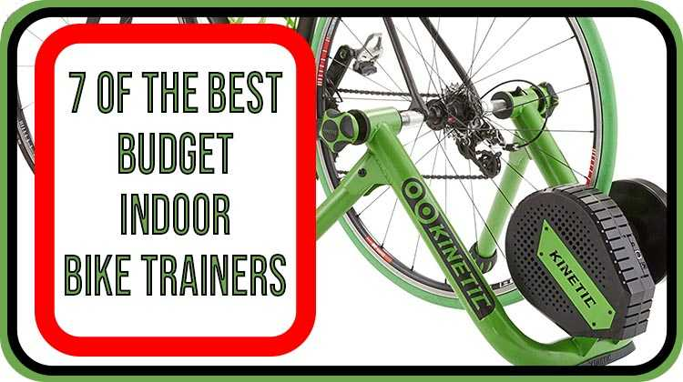 7 of the best indoor bike trainers