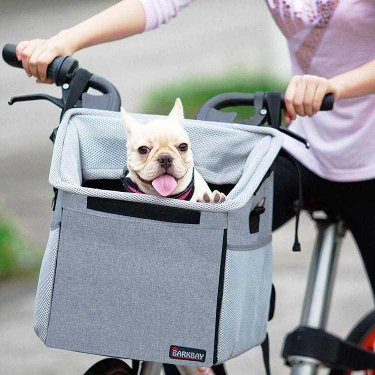 7 of the best dog bike baskets - BarkBay Carrier