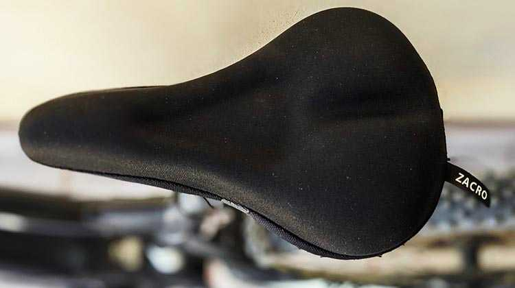 We highly recommend this product to anyone who suffers from saddle soreness and does not have the budget for a high-end saddle