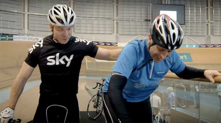 How Cycling to Lose Weight Saved Phil's Life - Heartwarming Video