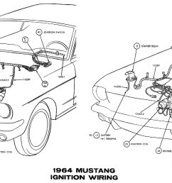 1964 mustang wiring diagrams average joe restoration rh averagejoerestoration com 1965 ford f100 tail light wiring [ 2000 x 949 Pixel ]