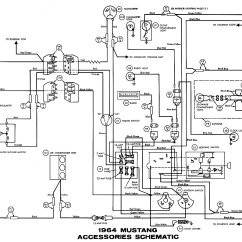 1964 Ford Ignition Switch Diagram 99 Sv650 Wiring Is The Spade On For Radio