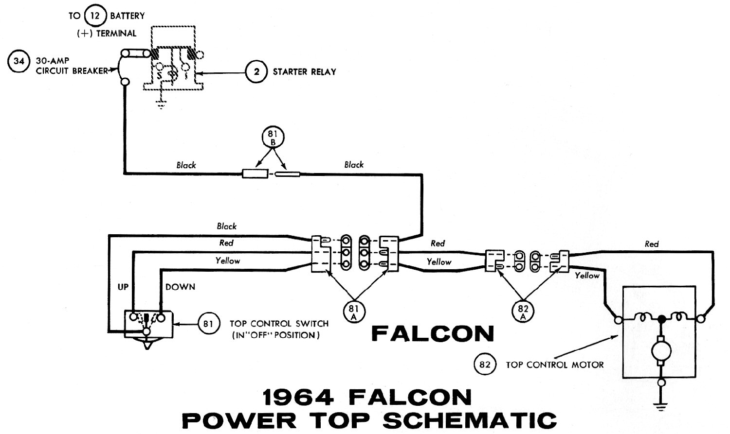 ford falcon eb radio wiring diagram 1999 suzuki intruder 1500 1964 26 images