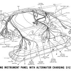 66 Mustang Ignition Wiring Diagram Isuzu Trooper 1965 Diagrams Average Joe Restoration 1965a