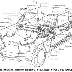 1965 Mustang Ignition Coil Wiring Diagram Panduit Cat6 Jack Ford Starter Solenoid 1971
