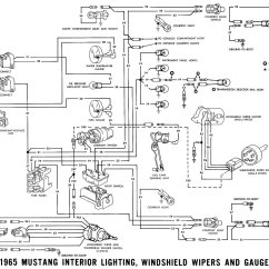 Car Led Light Wiring Diagram 1976 Honda Cb750 Park Lights Wire 1970 Mustang Libraryoil Pressure 1965 Diagrams