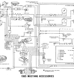 1965 mustang accessories pictorial or schematic air conditioner  [ 1500 x 948 Pixel ]