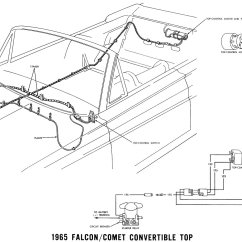 1966 Mustang Dash Light Wiring Diagram Alternator Regulator 1965 Diagrams Average Joe Restoration