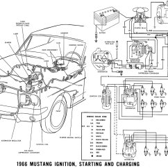 1966 Mustang Dash Light Wiring Diagram 5 3 Obd2 Diagrams Average Joe Restoration