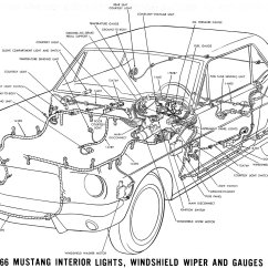 1966 Mustang Dash Light Wiring Diagram 2008 Nissan Xterra Radio Fog For Free