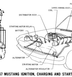 1967 mustang wiring and vacuum diagrams average joe restoration with mustang 6 cylinder on 67 mustang ignition switch diagram [ 1498 x 626 Pixel ]
