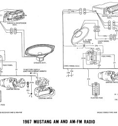 1967 mustang wiring and vacuum diagrams average joe restoration 1967 mustang instrument cluster wiring diagram 1967 mustang wiring diagram [ 1500 x 980 Pixel ]