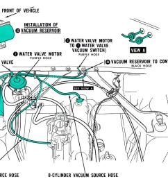 1967 mustang vacuum diagram wiring diagram pass 1967 mustang wiring and vacuum diagrams average joe restoration [ 1200 x 749 Pixel ]