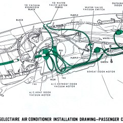 1995 Ford Mustang Radio Wiring Diagram For Car Stereo Capacitor 1968 Diagrams And Vacuum Schematics - Average Joe Restoration