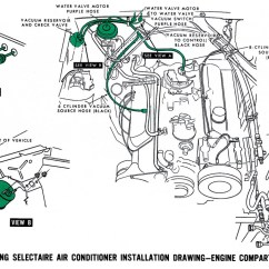 2000 Chevy Silverado Factory Radio Wiring Diagram Oven Element 1968 Mustang Diagrams And Vacuum Schematics - Average Joe Restoration