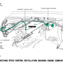 1969 Mustang Radio Wiring Diagram Eaton 13 Speed Air 1968 Diagrams And Vacuum Schematics - Average Joe Restoration