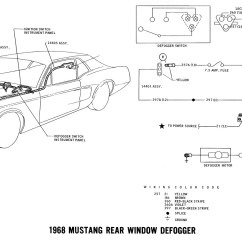 69 Mustang Heater Wiring Diagram 2002 Jeep Wrangler 68 Free Engine Image For User