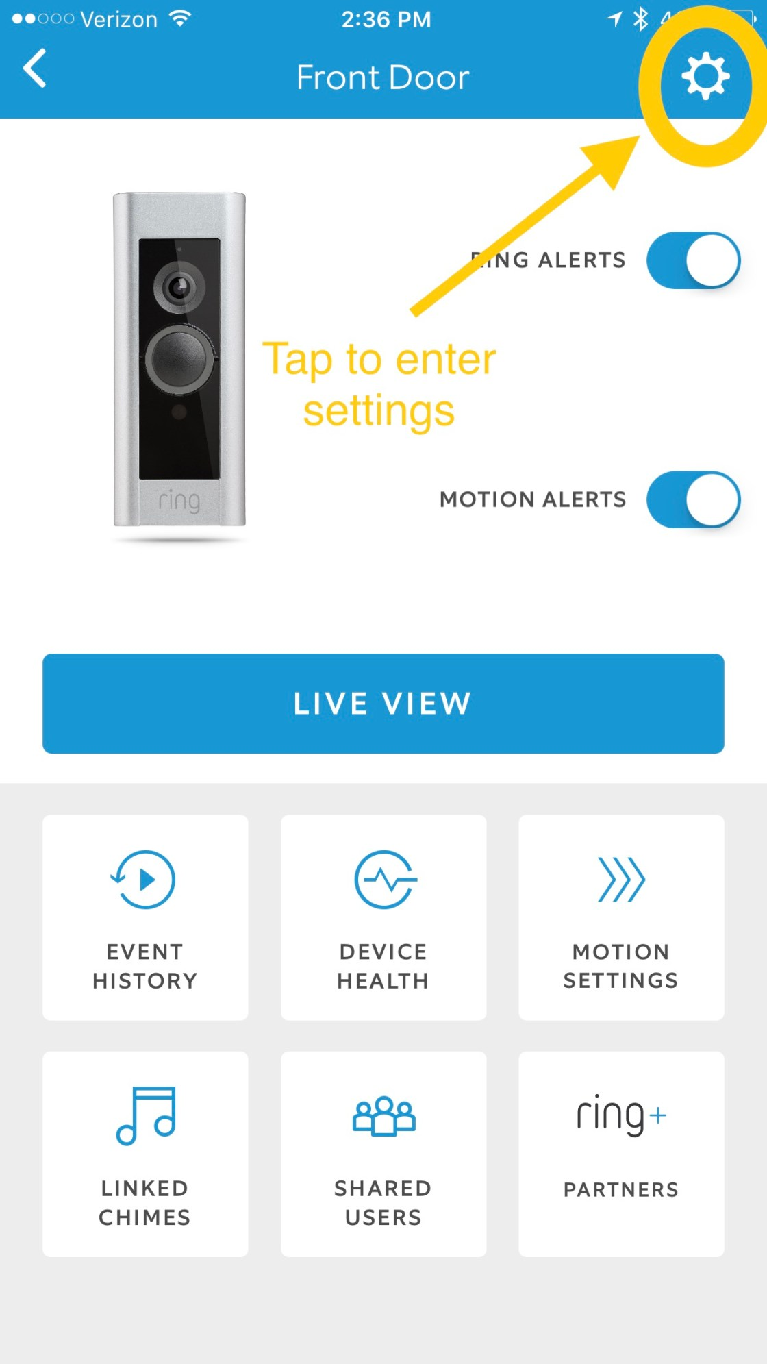 How to Turn Off Your Doorbell Sound with Ring Pro Video Doorbell