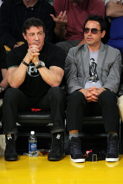 Sylvester+Stallone+Robert+Downey+Jr+Celebrities+sCDQvEV8UtWl