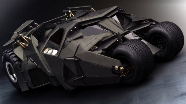 The-Batmobile