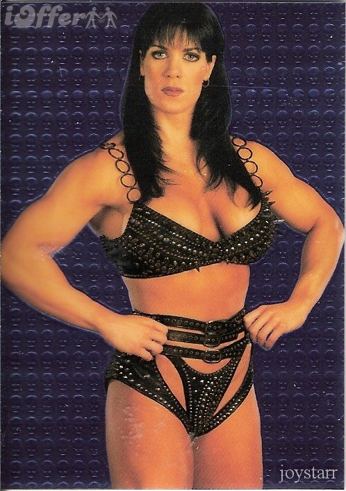 1999-comic-images-wwf-smack-down-chromium-ed-23-chyna-f69f8