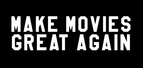 Make Movies Great Again Movie Club Logo