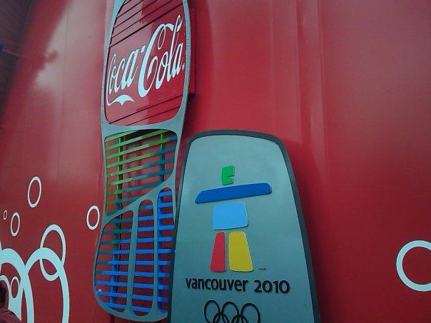 Vancouver 2010 Coke Pavillion