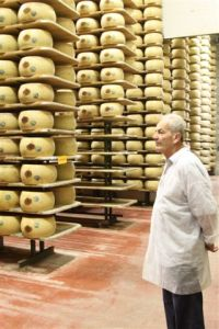 Racks of Cheese