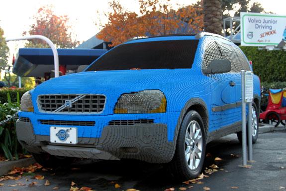 Legoland California Full Size Volvo SC90