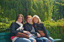 Hetrick Ladies in the Park
