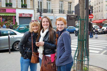 Trois Belle Femmes