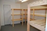 Photo Friday: Building a Basement Storage Room | Average Us