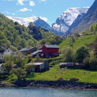 Photo Friday: A Cruise on the Sognefjord