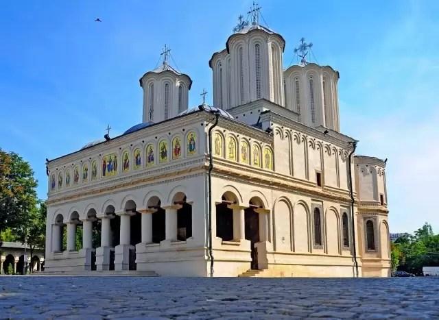 Catedrala patriarhală din București