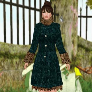 amarelo manga florinda coat_001