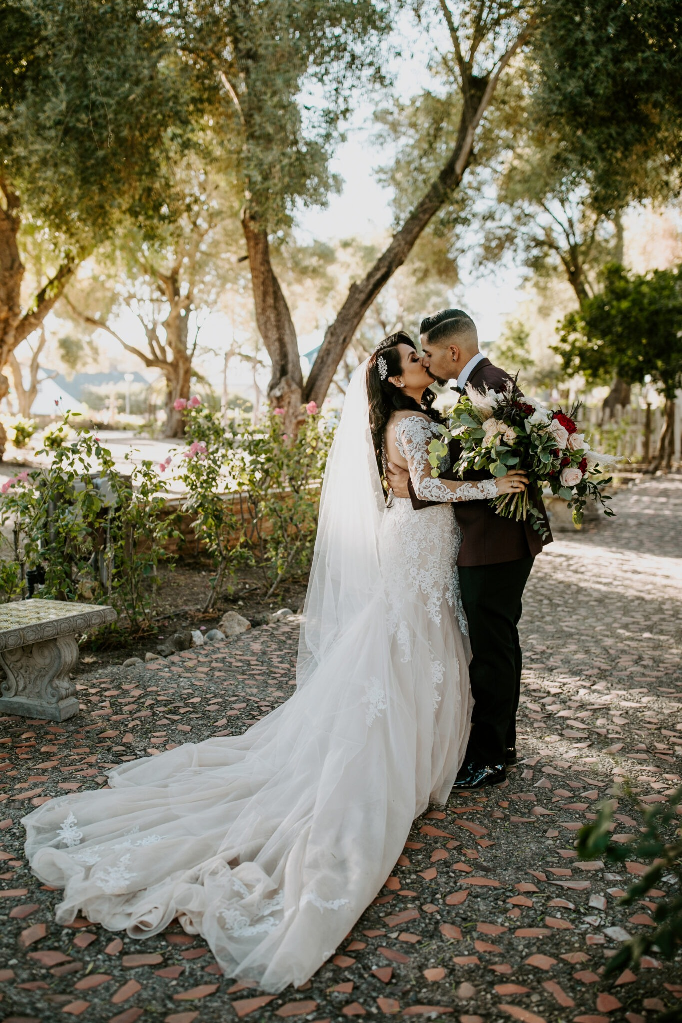 Mission San Juan Bautista Wedding